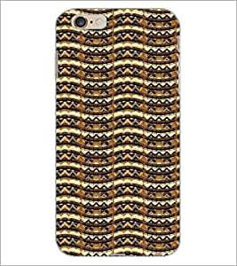 PrintDhaba Pattern D-5246 Back Case Cover for APPLE IPHONE 6 PLUS (Multi-Coloured)