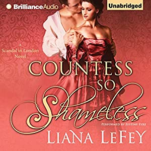 Countess So Shameless Audiobook