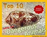 img - for Dangerous Animals: Top 10 types of Dangerous, Venomous & Deadly Animals that can injure or kill You (Maverick Kids) book / textbook / text book