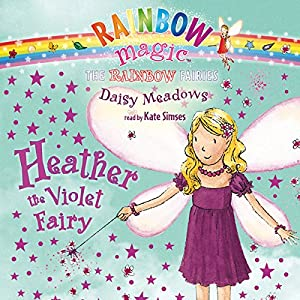 Rainbow Magic: Heather the Violet Fairy Audiobook