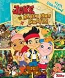 My First Look Find Jake and the Neverland Pirates (First Look and Find)