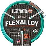 """Apex 8550-50' Flex Alloy Garden Hose, 5/8"""" by 50'"""