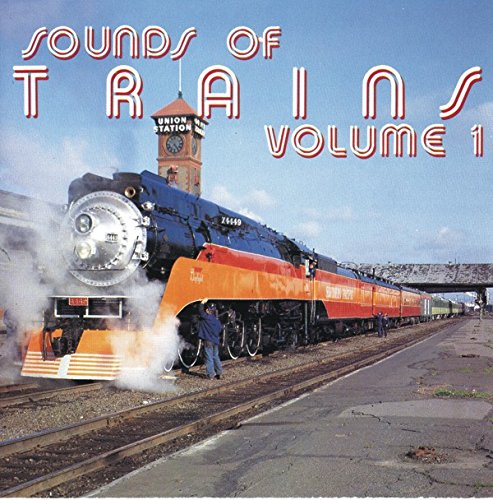 Sounds Of Trains Volume 1 [Audio Cd]