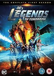 DC Legends of Tomorrow - Season 1 [DVD] [2016]