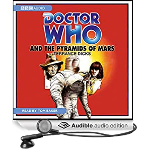 Doctor Who and the Pyramids of Mars (Unabridged)