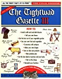 img - for The Tightwad Gazette III: Promoting Thrift as a Viable Alternative Lifestyle book / textbook / text book