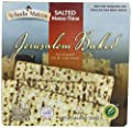 Yehuda Matzo Thins Lightly Salted, 10.5-Ounce (Pack of 6) by Yehuda