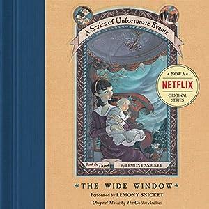 The Wide Window Audiobook