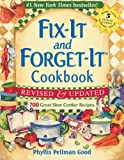 Fix-It and Forget-It Cookbook: 700 Great Slow Cooker Recipes (Fix-It and Forget-It Series)