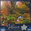 Mega Puzzles Vibrant 1000 Piece Puzzle: Redes National Park, Spain