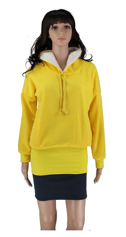 Mädchen / Damen Kapuzen-Pullover * Hoodie * weich gefütterte Kapuze günstig kaufen