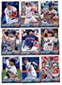 2015 Topps Baseball Cards New York Mets complete series 1 and 2 Team Set Including Curtis Granderson Team Card, David Wright, Jacob deGrom, Daisuke Matsuzaka, Daniel Murphy, Jenrry Mejia, Carlos Torres, Eric Young Jr., Zack Wheeler, Lucas Duda, Dilson Her