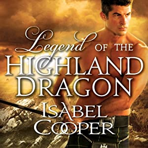 Legend of the Highland Dragon Hörbuch