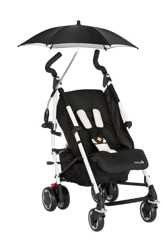 Optional erhältlich: Kinderwagen Sonnenschutz