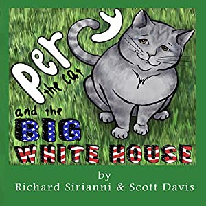Percy the Cat and the Big White House Audiobook