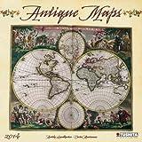 Antique Maps 2014 (Media Illustration)