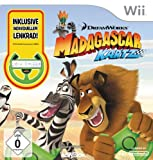 echange, troc Madagascar Kartz (inklusive Lenkrad) [import allemand]