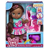 Baby Alive Play 'n Style Christina Doll (African American)