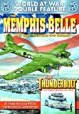 Memphis Belle & Thunderbolt [DVD] [US Import]