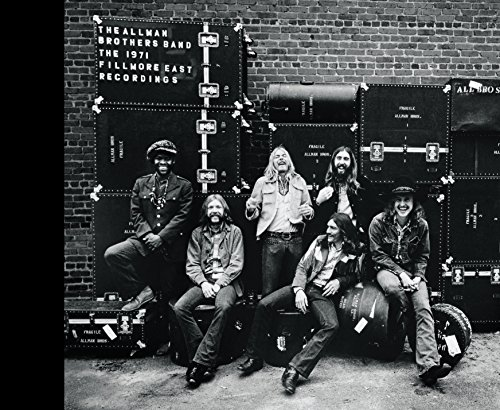 The 1971 Fillmore East Recordings (6 Cd Edition)