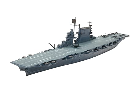 Model Kit - 1/700, l'US Navy porte-avions CV-3 Saratoga, TA31713 - Tamiya