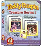 Treasure Series 1- Includes two Adventures, Animation Cartridge and four books