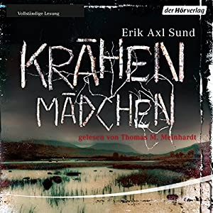 Krähenmädchen (Victoria Bergman 1) Audiobook