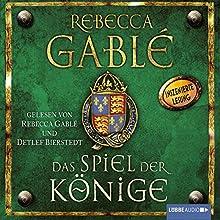 Das Spiel der Könige (Waringham-Saga 3) Hörbuch von Rebecca Gablé Gesprochen von: Detlef Bierstedt, Rebecca Gablé