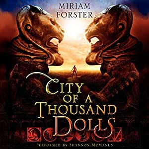 City of a Thousand Dolls Audiobook