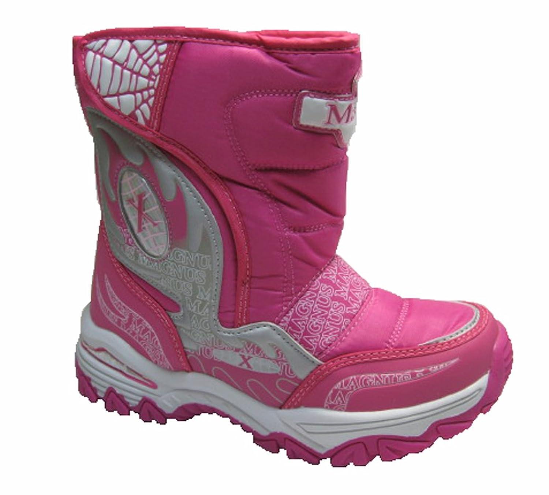 Magnus Mädchen-Boots, Winterstiefel mit Spikes