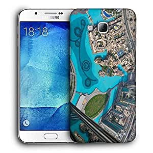 Snoogg Amazing View Of Lake Printed Protective Phone Back Case Cover For Samsung Galaxy Note 5
