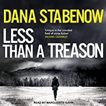 Less Than a Treason: Kate Shugak, Book 21 Audiobook by Dana Stabenow Narrated by Marguerite Gavin