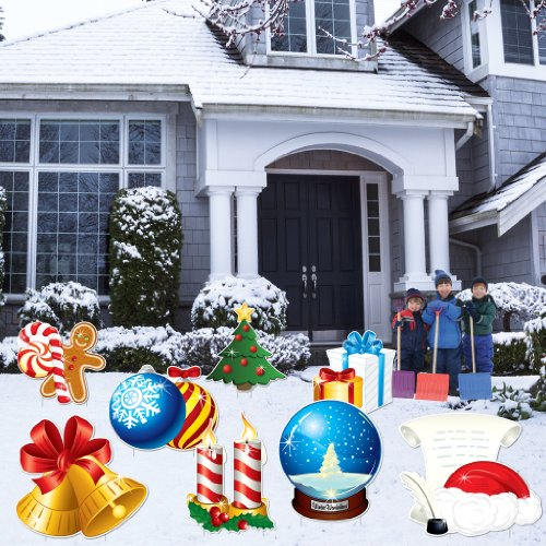 Top 5 Best Christmas Outdoor Decorations For Sale 2016