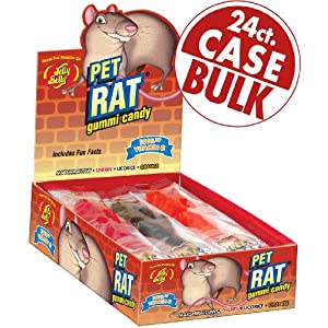 Gummi Pet Rat 2/12-Count Pack