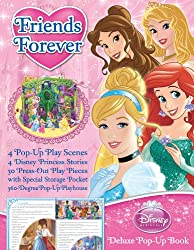 Disney Princess: Friends Forever (Deluxe Pop-up Book)