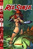 img - for Art Of Red Sonja HC book / textbook / text book