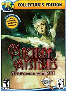 Macabre Mystery: Curse of the Nightingale - PC