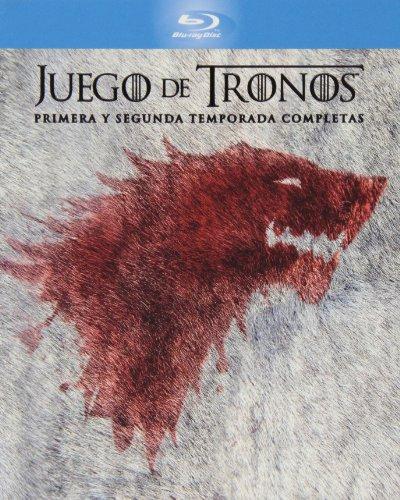 Juego De Tronos - Temporadas 1+2 [Blu-ray]