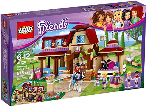 Lego Friends - Heartlake Riding Club - 41126