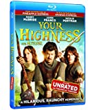 Your Highness (Unrated) [Blu-ray] (Bilingual)