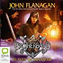 The Slaves of Socorro: Brotherband, Book 4 Audiobook by John Flanagan Narrated by John Keating