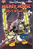 img - for Mickey Mouse Adventures Volume 10 (Disney's Mickey Mouse Adventures) (v. 10) book / textbook / text book