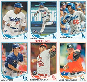 2013 Topps Traded MLB Baseball Updates and Highlights Series Complete Mint Hand... by Topps