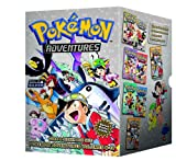 Pokemon Adventures Gold & Silver Box Set (set includes Vol. 8-14) (Pokémon)