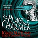 The Plague Charmer Audiobook by Karen Maitland Narrated by Jonathan Keeble