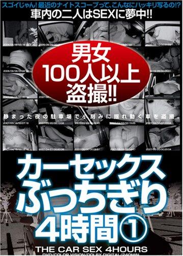 カーセックスぶっちぎり4時間(1) [DVD]