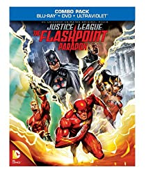 Justice League: The Flashpoint Paradox [Blu-ray]