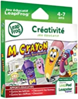 Leapfrog - 89014 - Jeu Educatif Electronique - LeapPad / LeapPad 2 / Leapster Explorer - Jeu - Mr Crayon