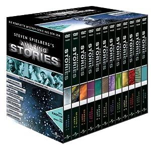 Steven Spielberg's Amazing Stories [12 DVDs]