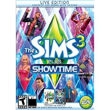 Sims 3 Showtime plus Sims 3 [Download]